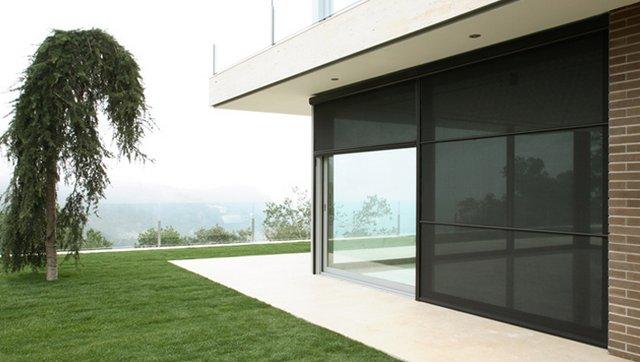 Enrollable persianas cant brico for Estor enrollable exterior
