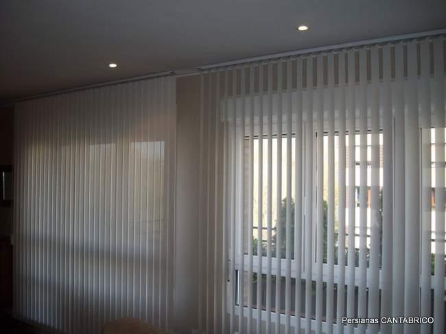 Persianas cant brico inicio imagenes de alguna de - Bandalux cortinas verticales ...