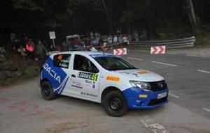 Dacia Sandero de Alberto Monarri