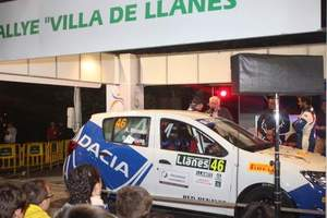 Salida Rallye de Llanes