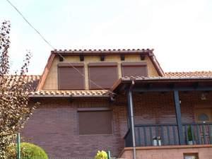 Persianas triple de cajon exterior