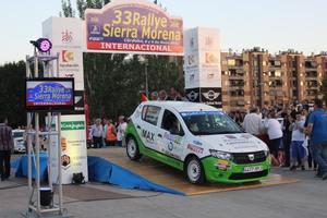Salida de Rallye Sierra Morena